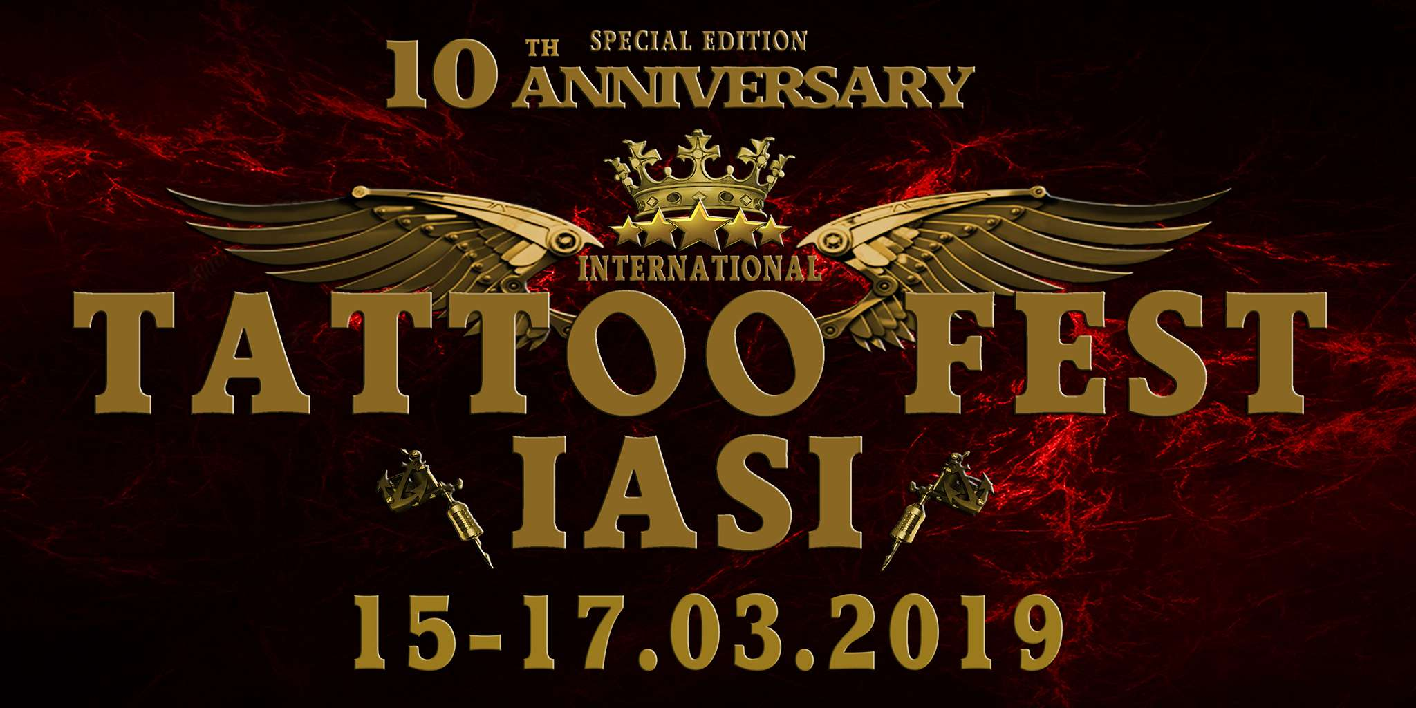 TattooFest Iasi Poster