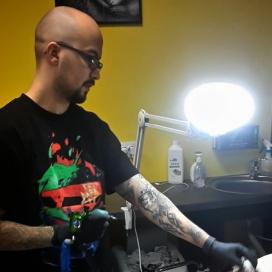 Bogdan ~ Xperience Tattoo * Romania