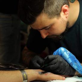 Cosmin - Jeff Tattoo * Romania